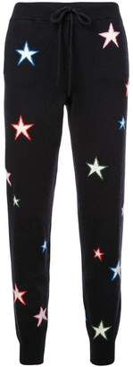 Parker Chinti & star cashmere trousers