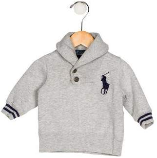 Polo Ralph Lauren Boys' Embroidered Knit Sweater