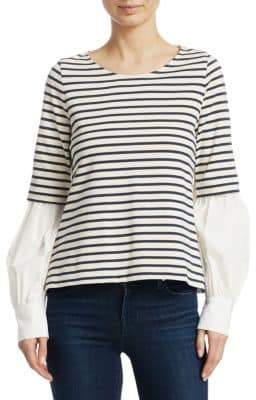Sea Levine Striped Top
