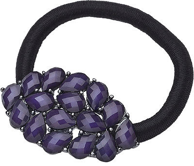 Karina Stone Ponytail Holder