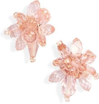 Kate Spade Full Flourish Floral Stud Earrings