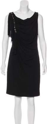 Blugirl Embellished Knee-Length Dress