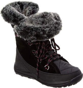 BearPaw Women's Tahoe Whitney Fold-Down Waterproof Suede Boot