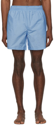 BOSS Blue Perch Swim Shorts