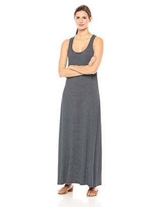 ac93ef5a531 Daily Ritual Women s Jersey Sleeveless Racerback Maxi Dress