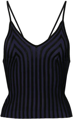 Kenzo striped tank top