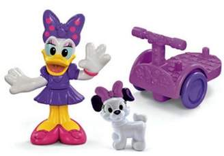 Fisher-Price Minnie Mouse Daisy Pet Vehicle