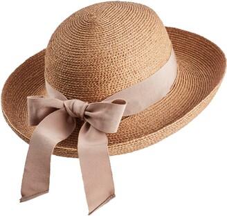 Helen Kaminski Newport Raffia Straw Hat