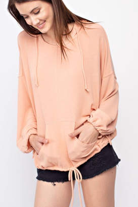 Easel HACCI KNIT HOODIE PULLOVER