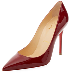 Christian Louboutin  Dècolletè Pointed-Toe Pump