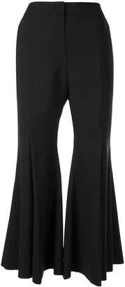 Goen.J flared trousers