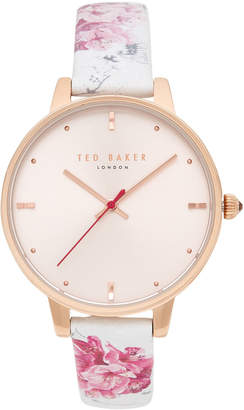 Ted Baker TE50272013 Rose Gold-Tone Watch & Interchangeable Strap Set
