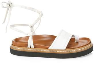3d4d683d73f 3.1 Phillip Lim Yasmine Ankle Strap Flatform Sandals