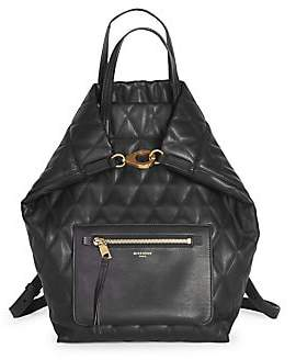 Givenchy Women's Quilted Convertible Backpack