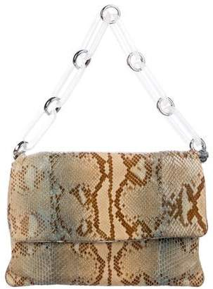 Michael Kors Python Shoulder Bag
