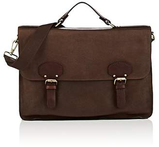 Barneys New York MEN'S LEATHER BRIEFCASE