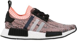 Nmd R1 Primeknit Sneakers $217 thestylecure.com