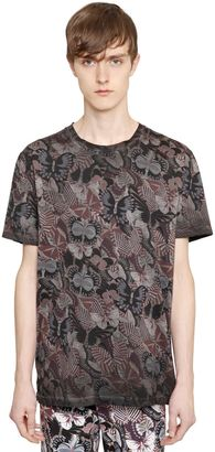 Japanese Printed Jersey T-Shirt $695 thestylecure.com