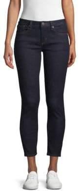 Miss Me Embellished Pocket Skinny Jeans