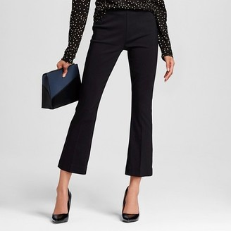 Who What Wear Women's Cropped Flare - Who What Wear $29.99 thestylecure.com