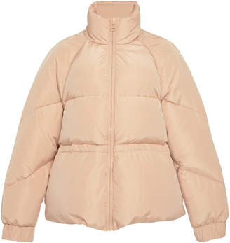 Ganni Whitman Quilted-Shell Puffer Jacket