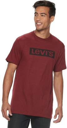 Levi's Levis Mens' Box Tab Logo Tee