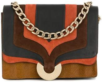 Just Cavalli flap shoulder bag