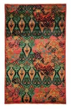 Solo Rugs Arts Wool Rug
