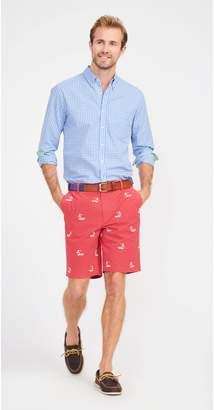 J.Mclaughlin Oliver Shorts in Skeleton Surfer