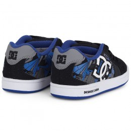 DC Youth Net Sneakers