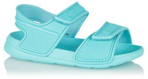 George Blue 2 Strap Sandals