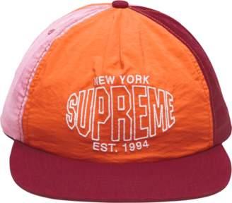 Supreme Pinwheel Nylon 5 - Panel - 'SS 18' - Orange