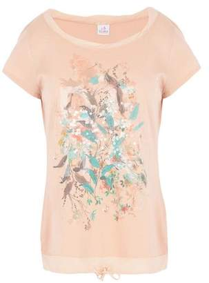 Deha GRAPHIC AND EMBROIDERED T-SHIRT T-shirt