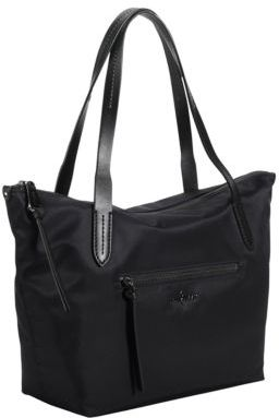 Cole Haan Parker Nylon & Leather Small Shopper Tote Bag