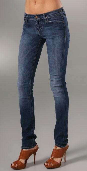 Goldsign Misfit Slim Leg Jeans