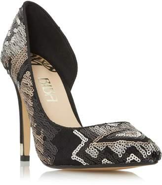 Biba Damares d`orsay court shoes