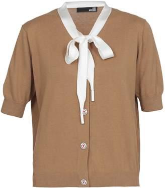 Love Moschino Cotton Cardigan