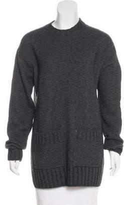 Celine Heavyweight Wool-Blend Sweater