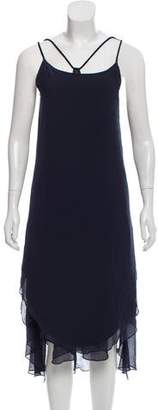 Theyskens' Theory Layered Midi Dress