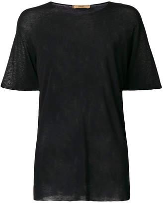 Nuur sheer T-shirt