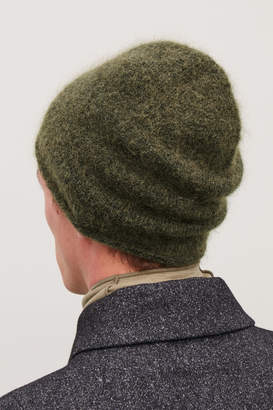 Cos WOOL-MIX BEANIE HAT