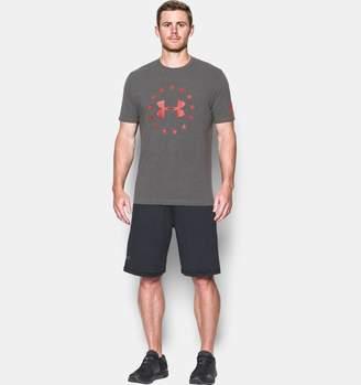 Under Armour Men's UA Freedom Logo T-Shirt