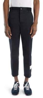 Thom Browne Deconstructed Chino Trousers