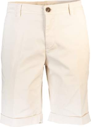 Brunello Cucinelli Flat Front Traditional Short