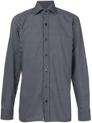 Tom Ford checked slim-fit shirt