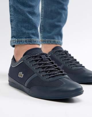 Lacoste Misano Sport Sneakers In Navy