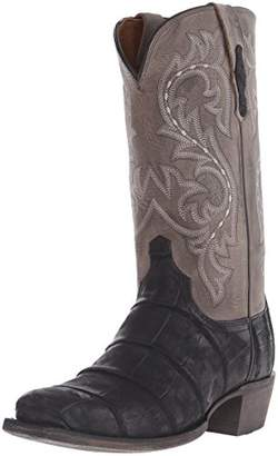 Lucchese Classics Men's Burke Western Boot