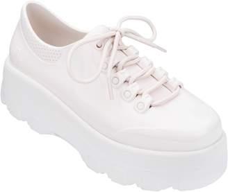 Melissa Kickoff Platform Jelly Sneaker