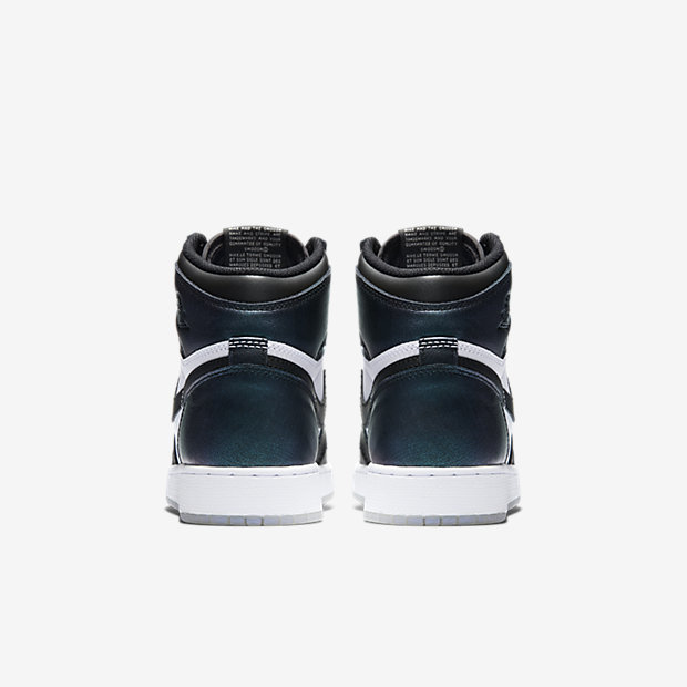 Air Jordan 1 Retro High OG Big Kids' Shoe 2