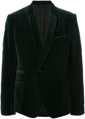 Haider Ackermann classic fitted blazer